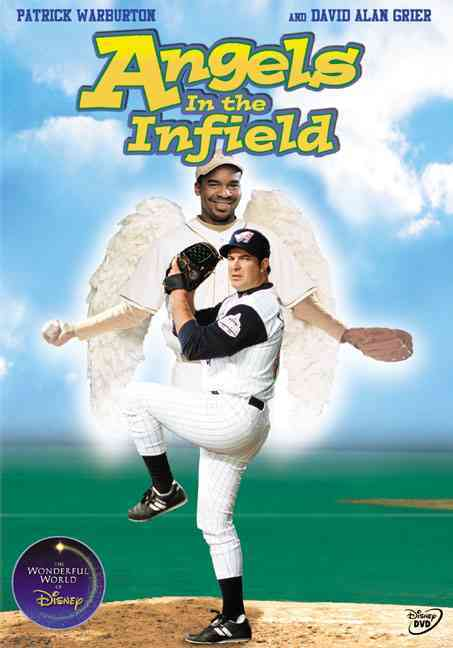 ANGELS IN THE INFIELD BY WARBURTON,PATRICK (DVD)